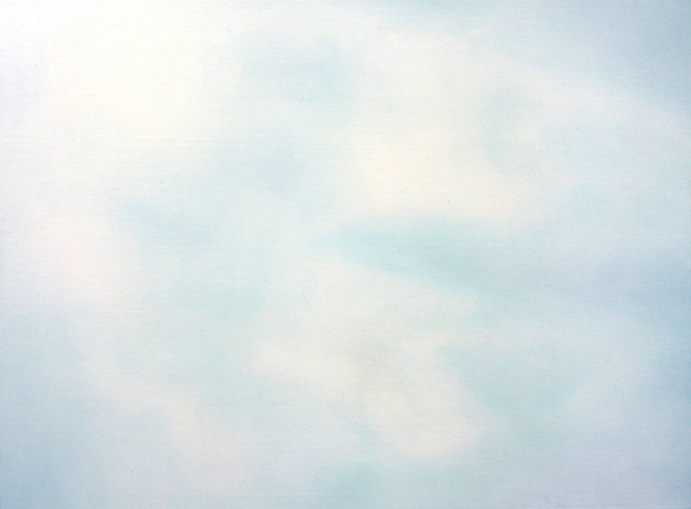 The Light in the light | Oil on canvas | 46x60.5cm | 2012
