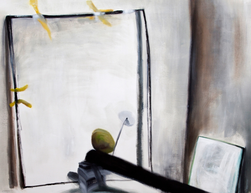 Shadows of Familiar Objects | Oil on canvas | 130x170cm | 2014