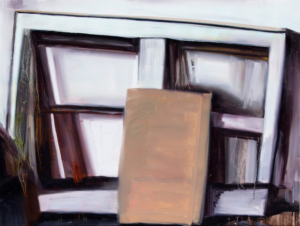 Stretchers | 75x102cm | Oil on canvas | 2013